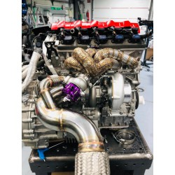 Turbo Kit 8V2  EVO855  DAZA