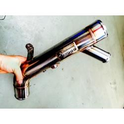 Throttle pipe TFSI